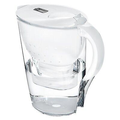 BRITA Marella Water Filter Jug 3.5L & 5 MAXTRA+ Filters (1 bonus filter included 4