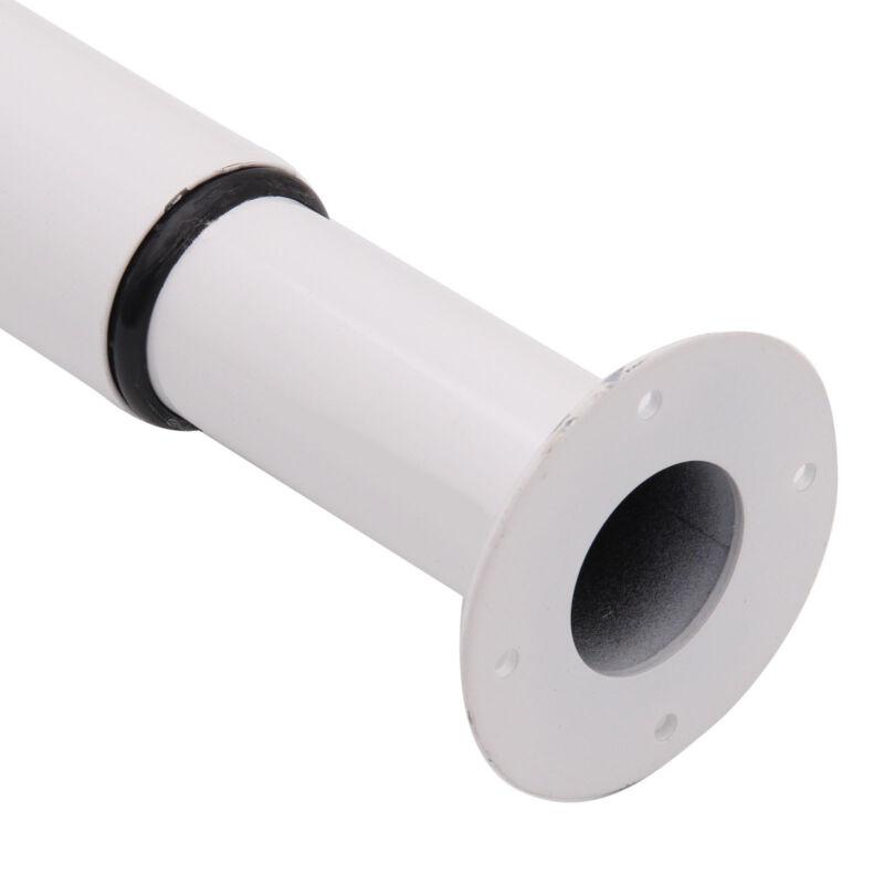 Tischbeine Eisen Optik 710-1100mm Ø 60 mm sehr stabil Tischfüße höhenverstellbar