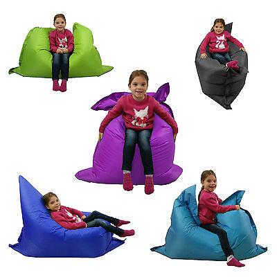 Large Big Kids Bean Bag Garden indoor/Outdoor Beanbag Childrens Waterproof Chair 2