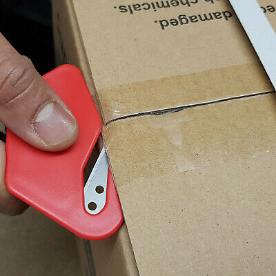 Safety Knives | Shrink Wrap Box Opener | Plastic Letter Cutter Knife Sharp Blade 3