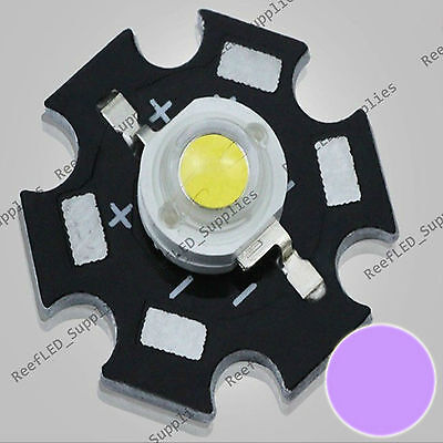 1,5,10 3W High Power LED chip bead PCB-Grow lights, Aquarium, Diy Full Spectrum 6