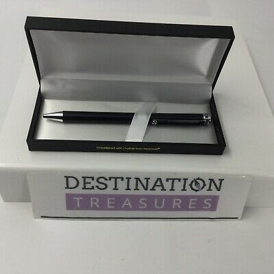 Sarah Brightman HYMN Concert Swarovski VIP Experience Gold Pen Gift & Silver Pen 8