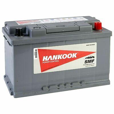 Hankook 58043 Batterie de Démarrage Pour Voiture 12V 80Ah - 315 x 174 x 190mm 2