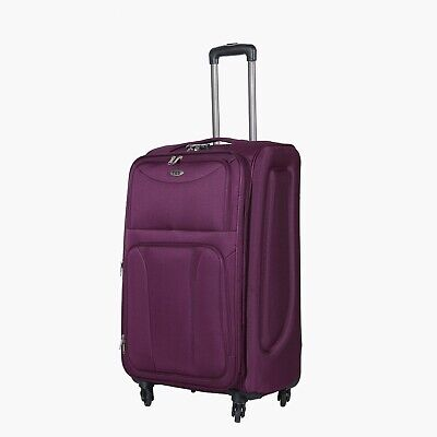 Reisekoffer Koffer Stoffkoffer Trolley Kofferset Boardcase M L XL XXL 3 4-er Set 9