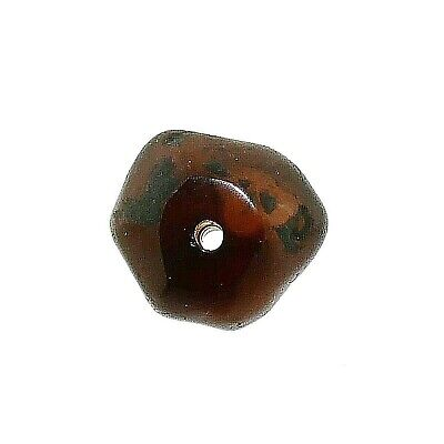 (2408) Ancient  Agate Bead from China-Tibet,  唐朝 6