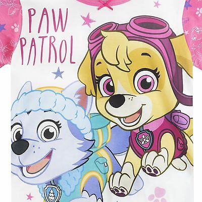 Paw Patrol Pyjamas | Girls Paw Patrol PJs | Paw Patrol Skye and Everest Pyjamas 3