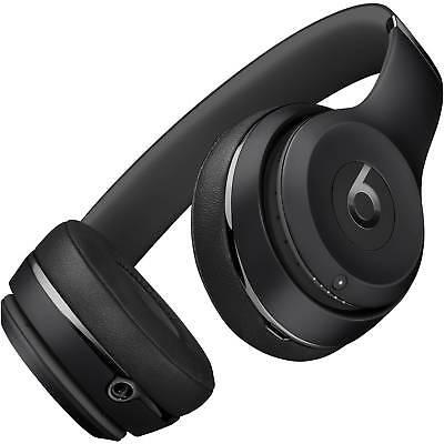 Beats by Dr. Dre Solo3 Wireless Black On Ear Headphones MP582LL/A 5