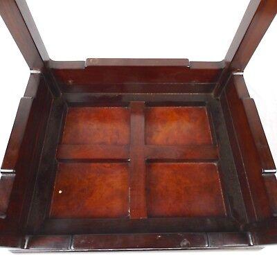 Huanghuali & Burlwood Table, Qing Dynasty 19th C 5