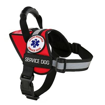 ALL ACCESS CANINE™ Service Dog - ESA Dog - Therapy Dog - Vest Waterproof Harness 4