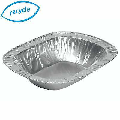 """* 9"""" Dishes Round Tin Container Disposable Individual Foil Pie Plates BF101B"""