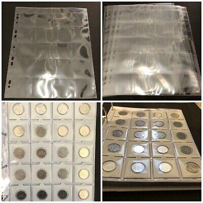 50p Design Inserts for Coin Folder / Album 2