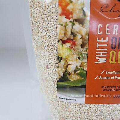 Organic White Quinoa 500g + 3 Mix Organic Quinoa 500g 100% natural 5