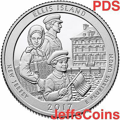 2x 2019 P D S Coins 6 Lowell National Historical Park MA Quarter PDS Mints 2018 11
