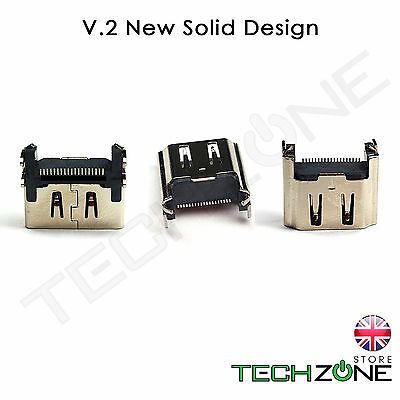 SONY Playstation 4 PS4 HDMI Port Console Display Socket Jack Connector HDMI V2