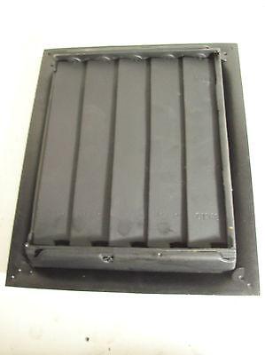 """5-fin honeycomb heating grate 8"""" x 10"""" insert (G 368) 3"""