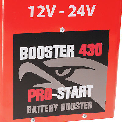 2000W 12V 24V 400a AMP CAR VAN 4X4 BATTERY CHARGER GARAGE JUMP START STARTER KIT 11