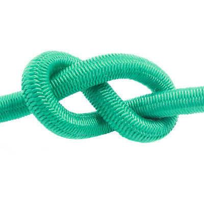 Gummiseil Dicke 4-12mm Expanderseil Gummileine Planenseil Seil WEIß ab 10m