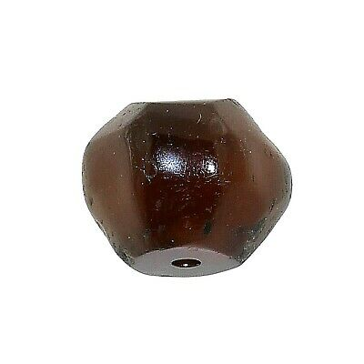 (2408) Ancient  Agate Bead from China-Tibet,  唐朝 9