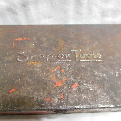 Snap-on A-37-F Clutch Alignemnt Set With Collets 6