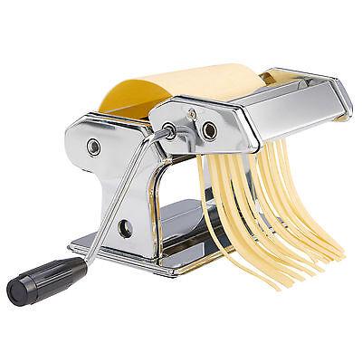 VonShef 5 in 1 Pasta Maker Machine Lasagne Spaghetti Ravioli Tagliatelle
