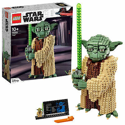 75255 LEGO Star Wars Yoda Figure Collectable Set 1771 Pieces Age 10+ 8