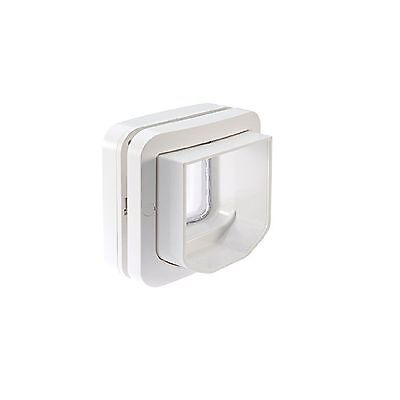 SureFlap Microchip Cat Flap White New 2019 Model Same Size As The Older Model 3