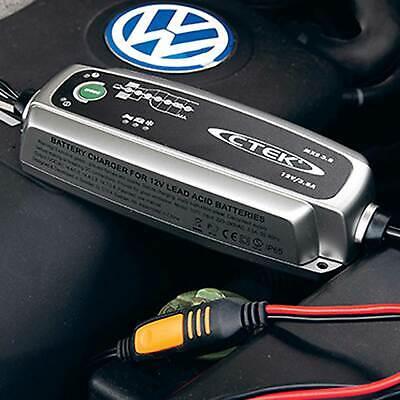 CTEK MXS 3.8 12V Car Bike Battery Maintenance Charger Conditioner 3
