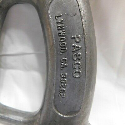Pair of Pasco No. 4333-H Plumbers Hand Saw 2