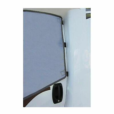 Motorhome External Thermal Screen Turn Down Cab Cover Ducato Boxer X250 2006 ON 4
