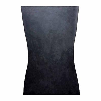 Latexkleid aus Rubber in der Farbe schwarz, Einheitsgröße 4