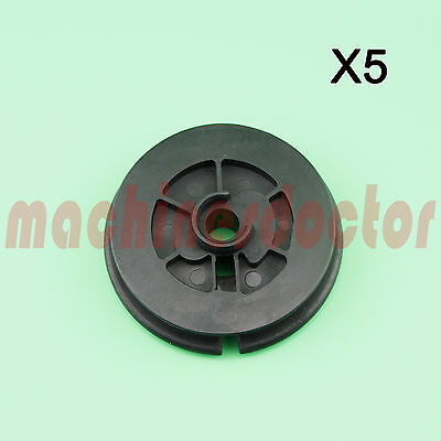 5X Recoil Starter Pulley For Stihl TS400 TS410 TS420 Concrete Saw 4223 190 1001