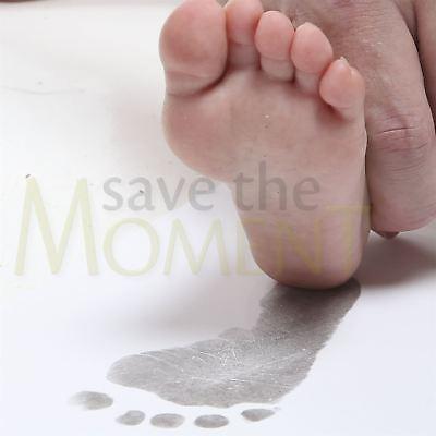 Inkless Hand & Foot Print Kit Newborn Baby Keepsake - IDEAL FOR HOSPITAL BAG! 4
