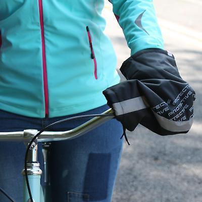 Protective Handschuhe Wärmer Lenker Stulpen Fahrrad Mofa Roller Thermo Gefüttert