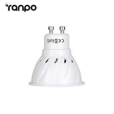 LED Spot Strahler Lampe Leuchtmittel Weiß Warmweiß GU10 E27 MR16 3W 5W 7W 220V 10