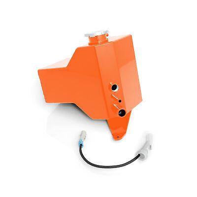 HSP Diesel Hot Side Intercooler Pipe Burnt Orange for GM Duramax 6.6 2001-2010