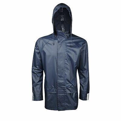 Adults Water proof Jacket Long Coat, Trousers Pack away Rain Women's Mens Ladies 8