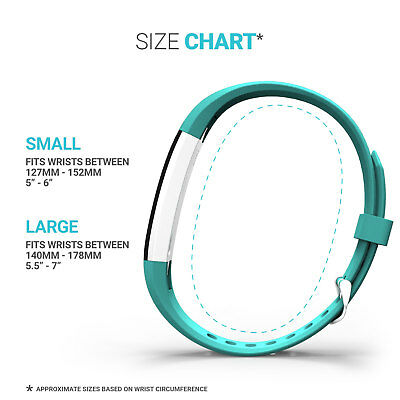 For Fitbit Alta & Hr Wrist Straps Wristbands, Replacement Accessory Watch Bands 6