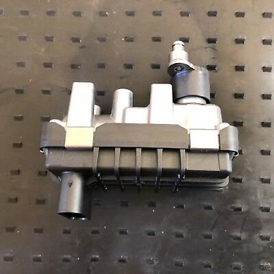Ladedrucksteller Stellmotor Turboalder für Audi A8 4,2 TDI 6NW009550 767649 G-63