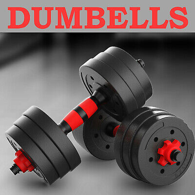 Zeno Fitness 30Kg Dumbells Pair Of Weights Barbell/Dumbbell Body Building Set 7