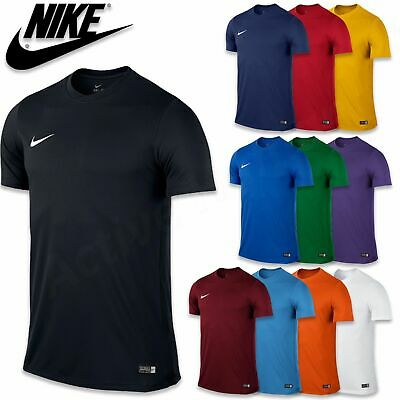 Nike T Shirt Mens Gym Sports Tee Top Size S Med Large XL XXL Black Navy Red Blue 2