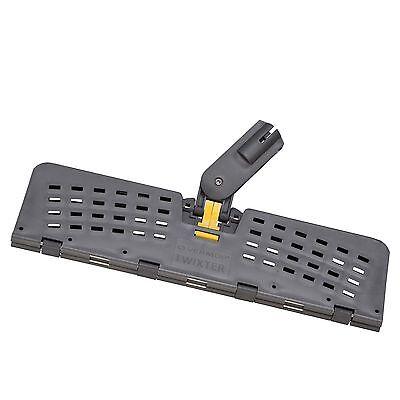 Vermop Twixter Halter 40 cm Mopphalter Bodenwischer 2seitiges Reinigen +Alustiel 2