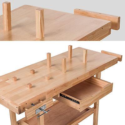 tabli en bois rangement outils atelier bricolage table. Black Bedroom Furniture Sets. Home Design Ideas