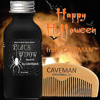 Balm Free Beard Brush Hand Crafted Caveman® Beard Oil Gift Set Kit Beard Oil Aftershave & Pre-shave Hair Care & Styling