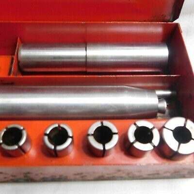 Snap-on A-37-F Clutch Alignemnt Set With Collets 3