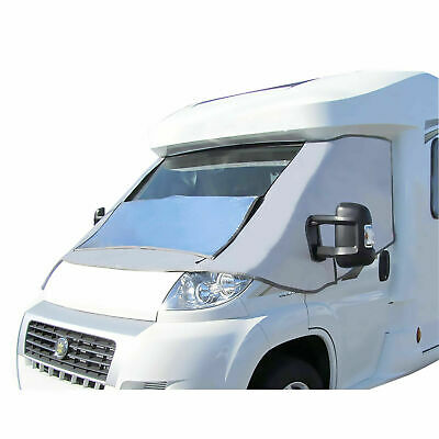 Motorhome External Thermal Screen Turn Down Cab Cover Ducato Boxer X250 2006 ON 2