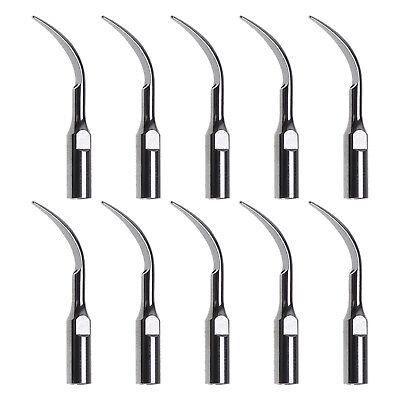 5PCS Dental Ultrasonic Scaler Tips Scaling Tip Fit DTE Satelec Handpiece UK ML 3