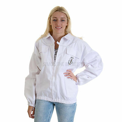 Buzz Beekeeping Bee Jacket with Round Veil - LARGE 5