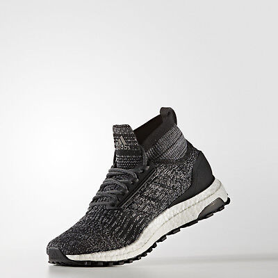 ADIDAS ULTRABOOST ALL Terrain Mens Oreo Black Trainers