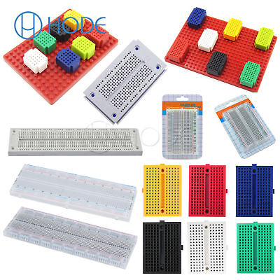 Solderless Breadboard 25/55/170/270/400/700/830  Available Test Develop DIY UK 2