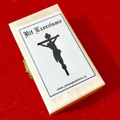 ✞ Kit Exorcismo Mod.1 ✞ Kit Exorcism For People, Houses, Objects ... 2